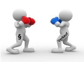 Law vs. Sales