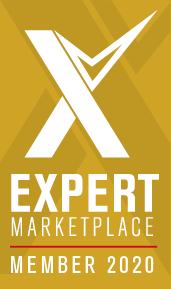 Expert Marketplace Siegel 2020 für Stefan Heller von IKFV