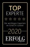Top-Experte-Siegel 2020 für Stefan Heller, Trainer, Unternehmensberater und NLP Experte