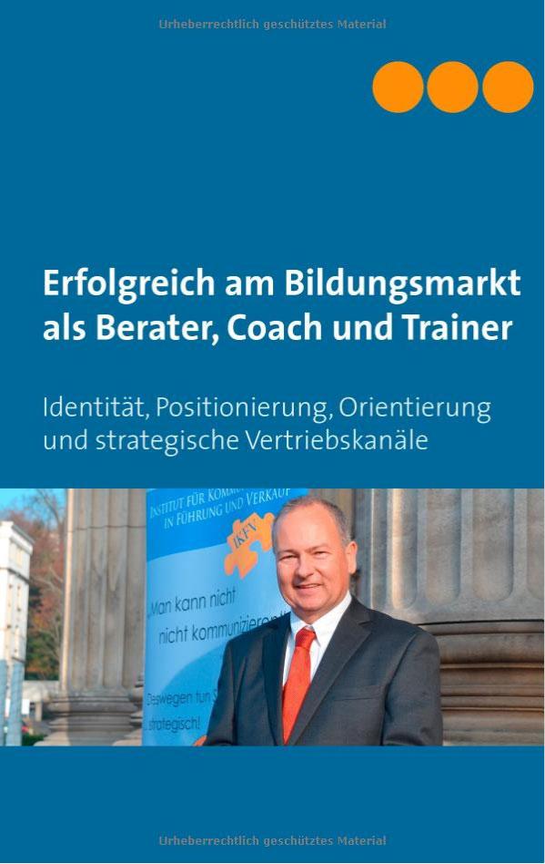 Buch Erfolgreich am Bildungsmarkt von Stefan Heller IKFV