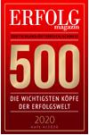 Siegel Erfolg 500 2020 für Stefan Heller - IKFV
