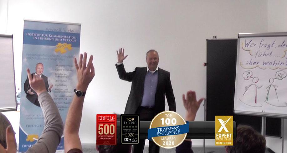 Schulung und Training im Team durch Stefan Heller - IKFV 2020